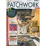 Patchwork Professional 4/2021 21 Seiten Projekte Et Workshops