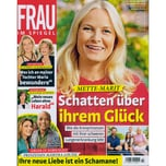 Frau im Spiegel 22/2019 Mette: Schatten über ihrem Glück