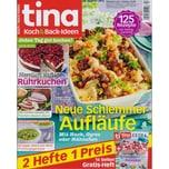 Tina Koch & Backideen 4/2019 Neue Schlemmer - Aufläufe