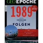 GEO Epoche mit DVD 95/2019 1989 und seine Folgen