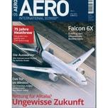 Aero International 5/2021 Rettung für Alitalia?