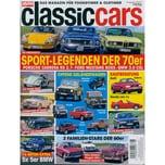 Auto Zeitung Classic Cars 8/2021 Sport-Legenden der 70er