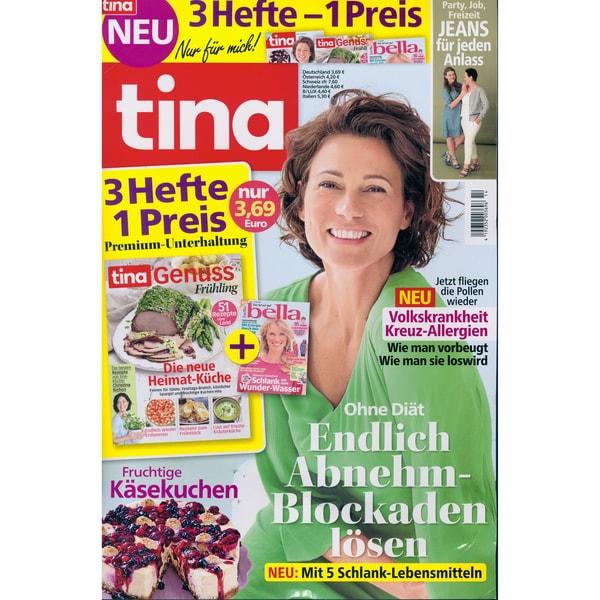 Tina mit Spezial Extra 14/2018 Endlich Abnehm - Blockaden lösen
