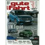 Gute Fahrt 8/2020 VW Tiguan