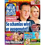 Das Neue Blatt 22/2019 Michael Schumacher: So wird er asgenutzt