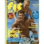 Fit For Fun 6/2019 In nur 4 Wochen: Beach - Body