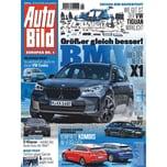 Auto Bild 44/2020 BMW - Alles über den neuen X1