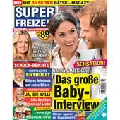 Super Freizeit 10/2018 Das große Baby - Interview