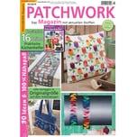 Patchwork Magazin 3/2019 16 Seiten Praktische Küchenhelfer