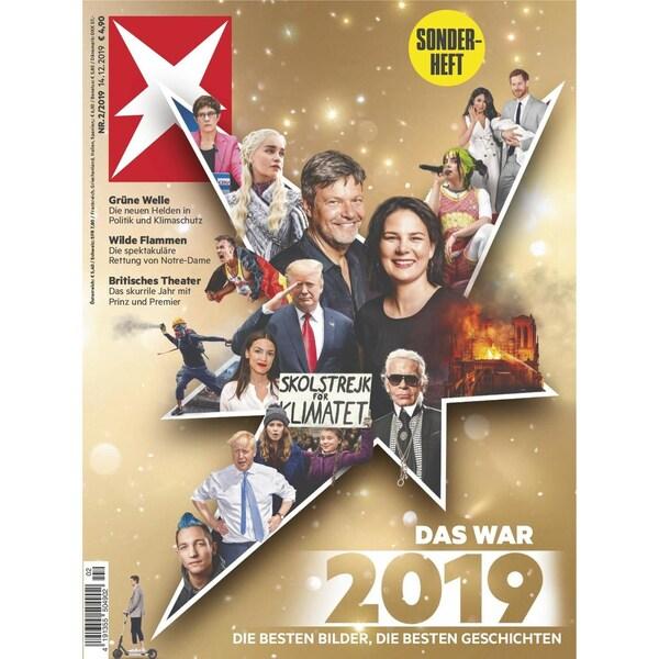 stern Sonderheft 2/2019 Das war 2019 die besten Bilder