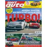 Sport Auto 8/2020 Turbo!