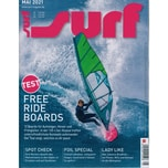 Surf 5/2021 FREE RIDE BOARDS