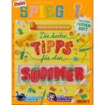 Dein SPIEGEL Ferienheft 1/2020 Tipps für den Sommer