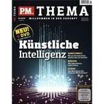 P.M. Sonderheft Thema Titel 1/2019 Künstliche Intelligenz