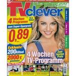 TV Clever 04/2019 4 Wochen Programm