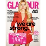 Glamour 4/2021 PAMELA REIF - WE ARE STRONG