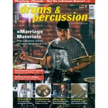 Drums und Percussion 4/2021 Marriage Material