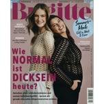 Brigitte 12/2019 Wie Normal ist Dicksein heute?