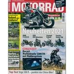 Motorrad 22/2020 Neuheiten 2021