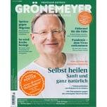 Professor Dietrich Grönemeyer 2/2021 Spritze gegen Migräne