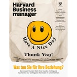 Harvard Business manager 11/2020 Thank You!