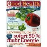 Good Health 1/2021 Sofort 50% mehr Energie schenken ...