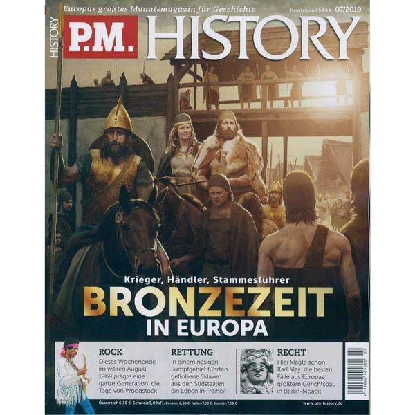 P.M. History 7/2019 Bronzezeit in Europa