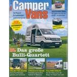 CamperVans 4/2021 Das große Bulli-Quartett