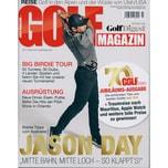 Golfmagazin 3/2019 Jason Day: Mitte Bahn, mitte Loch-so klapps