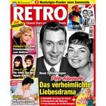 Retro 3/2019 Peter Alexander: Das verheimlichte Liebesdrama