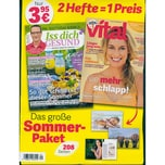 Vital Premium Edition 8+9/2021 Das große Sommer-Paket