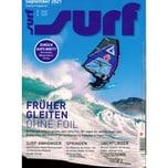 Surf 9/2021 Früher Gleiten ohne Foil