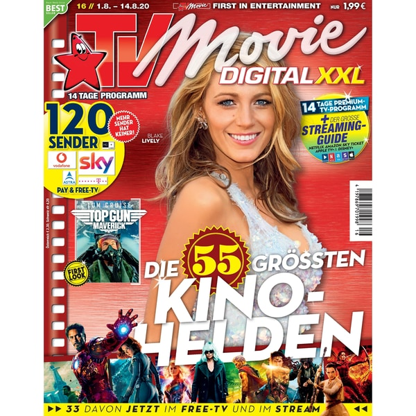 TV Movie Digital XXL 16/2020 Blake Lively