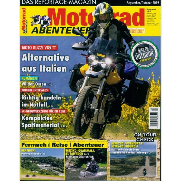 Motorrad Abenteuer 05/2019 Alternative aus Italien