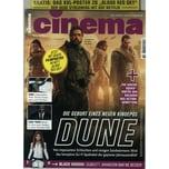 Cinema 8/2021 Dune