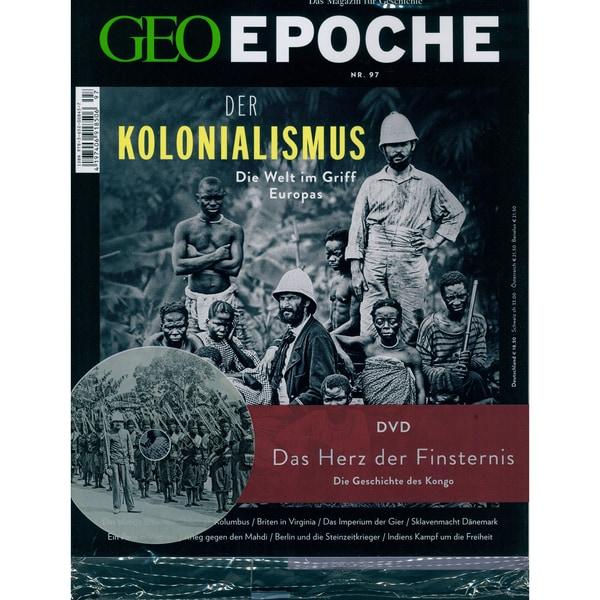 GEO Epoche mit DVD 97/2019 Das Herz der Finsternis