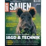 Sauen 1/2021 Jagd & Technik