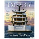 Boote Exclusiv 3/2021 Geniales Glas-Palais