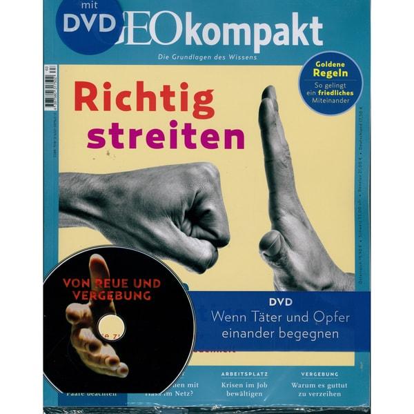 GEO Kompakt mit DVD 63/2020 Richtig streiten