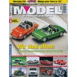 Modell Fahrzeug 5/2021 Wir sind offen!