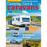 Camping, Cars & Caravans 10/2020 Fendt Diamant 560 SG