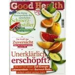 Good Health 3/2021 Unerklärlich erschöpft?