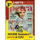 Petra Premium Edition 7/2021 Mehr Sommer!