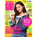 Bravo Girl 6/2019 Die schönsten Sommer - Frisuren