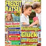 Freizeit & Rätsel 4/2019 Frühlings - Glück im Palast
