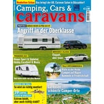Camping, Cars & Caravans 9/2021 Angriff in der Oberklasse