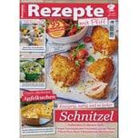 Rezepte mit Pfiff 6/2021 SCHNITZEL