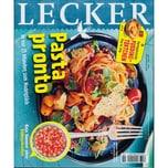 LECKER 6/2021 Pasta pronto