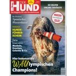 Der Hund 8/2021 Hier kommen die WAUlympischen Champions!