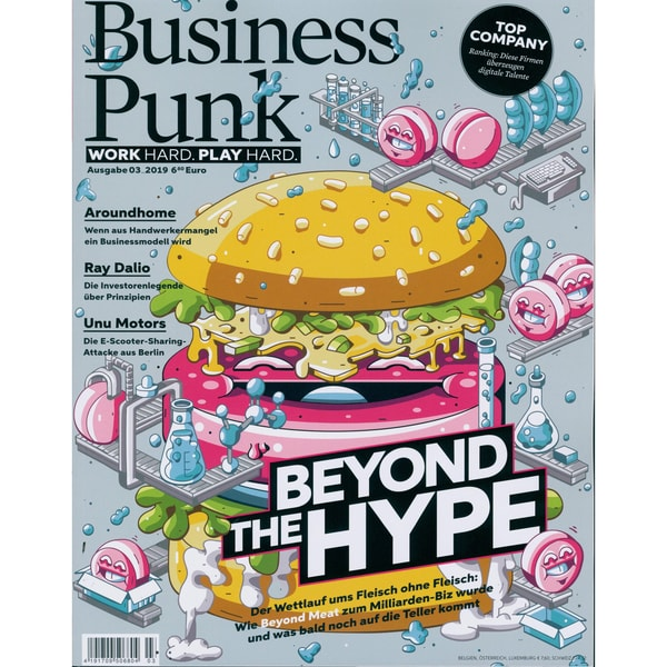 Business Punk 3/2019 The Beyond Hype